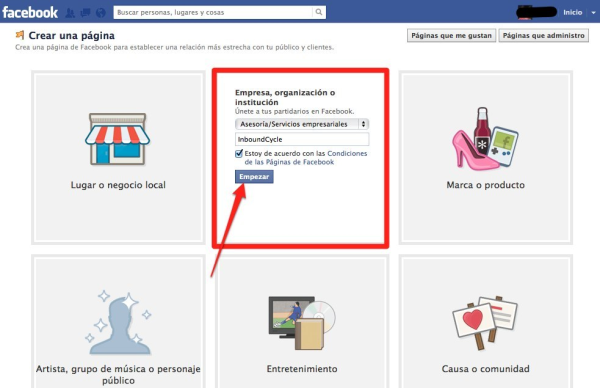 pagina facebook empresa 3