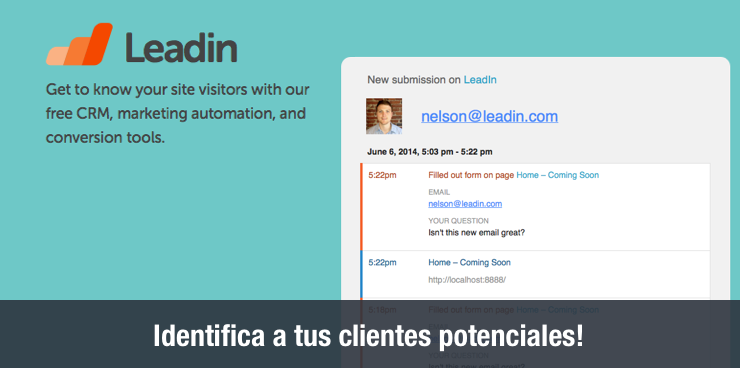 Hubspot lanza Leadin, una herramienta gratuita de marketing para Wordpress
