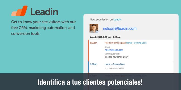 Hubspot lanza Leadin, una herramienta gratuita de marketing para Wordpress