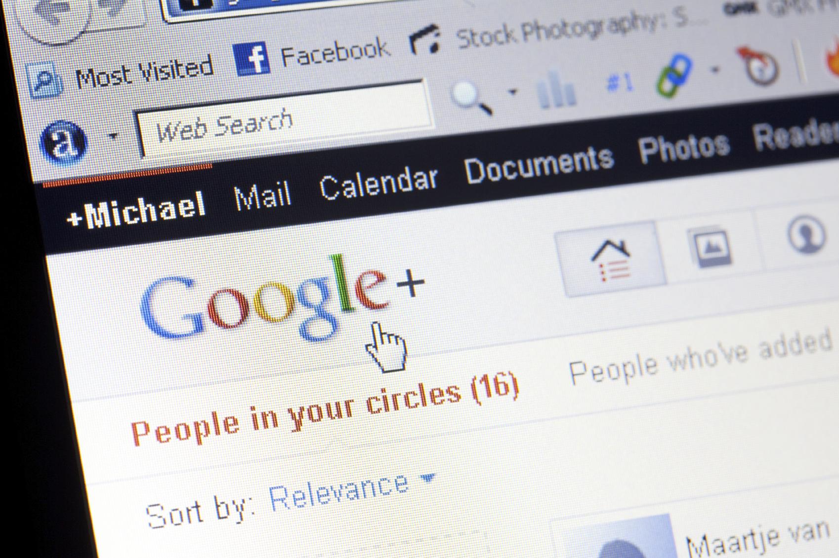 Cinco razones por las que tu empresa ya debería estar en Google+