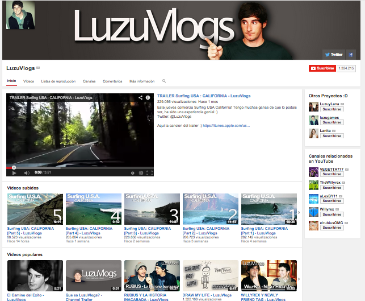 Trucos para gestionar tu canal de Youtube