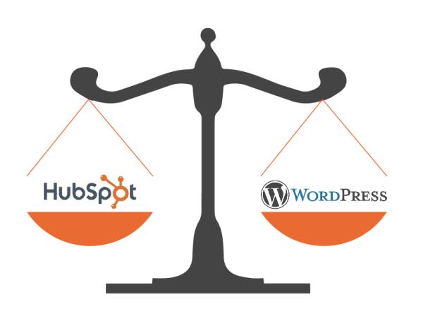hubspot vs. wordpress resized 600