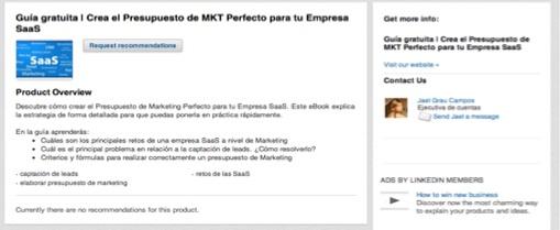 vender_a_traves_de_LinkedIn_las_paginas_de_producto_o_servicio