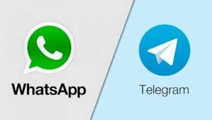Whatsapp vs Telegram: el combate del siglo