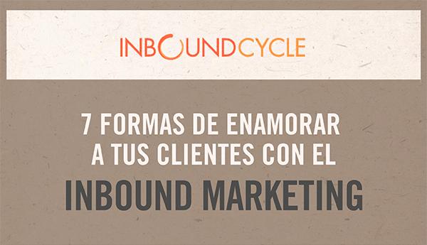 preview de la infografía sobre inbound marketing