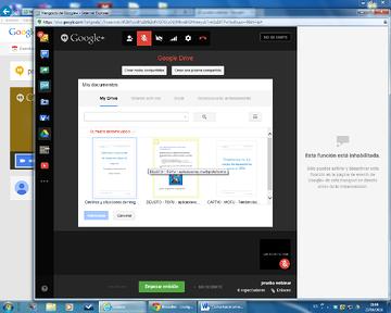 Cómo hacer un webinar gratis con Google+
