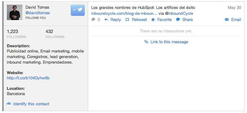Cómo funciona Social Inbox, la nueva herramienta de Hubspot