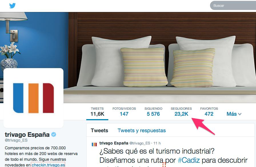 trivago España  trivago ES  en Twitter