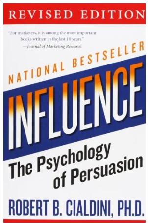 social proof influence robert cialdini