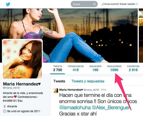 Maria Hernandez♥  maria hb18  en Twitter