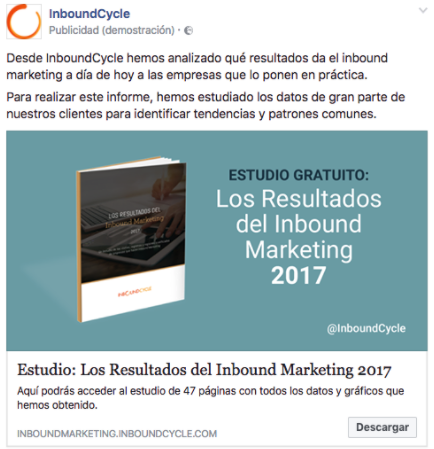 campañas conseguir leads facebook ads
