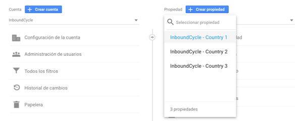 configurar google analytics para multisites 11