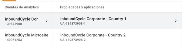 configurar google analytics para multisites 3