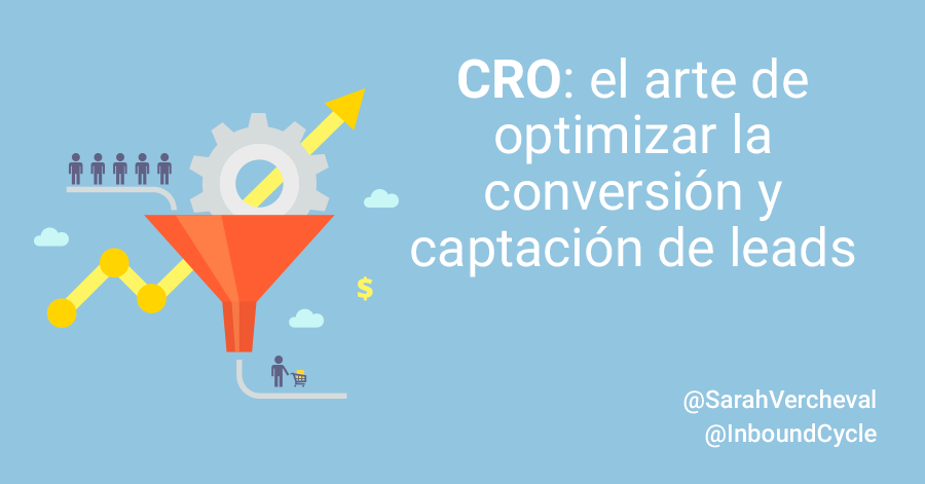 cro optimizar conversion leads