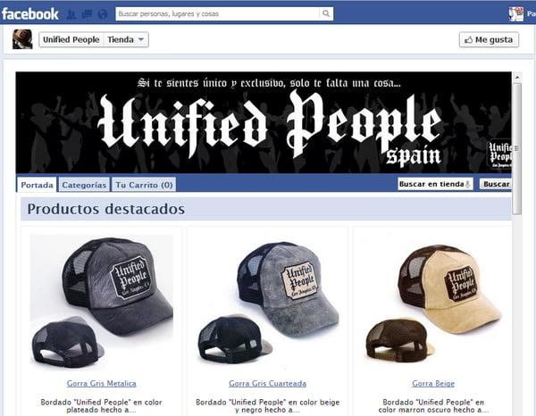 smart facebook store