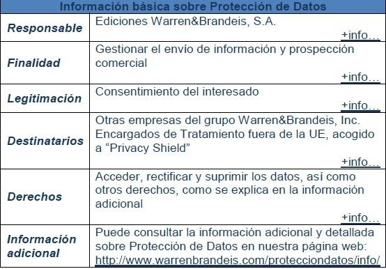 informacion basica proteccion de datos