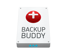 logotipo backup buddy