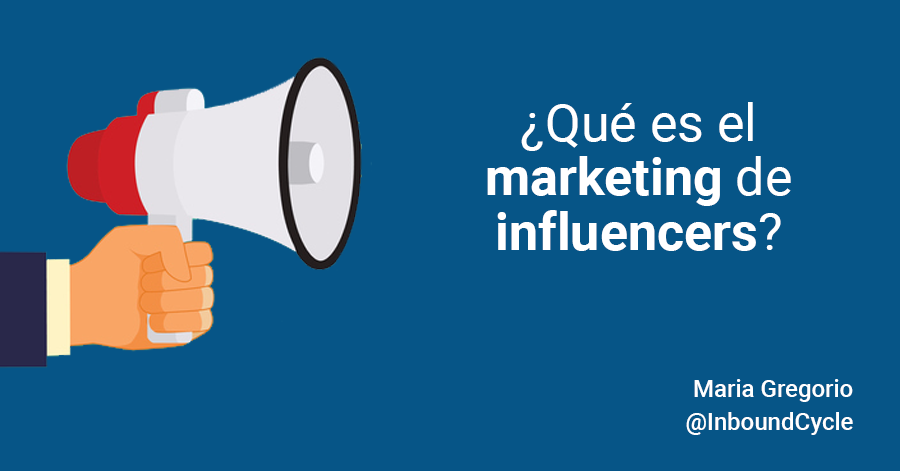 que es el marketing influencers