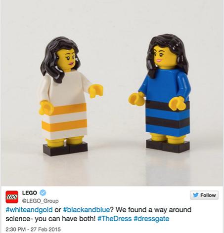 newsjacking lego