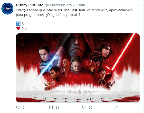newsjacking star wars