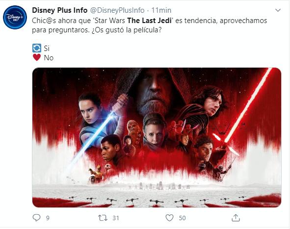 newsjacking star wars
