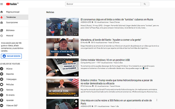 newsjacking youtube
