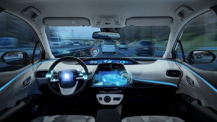 pantalla coches