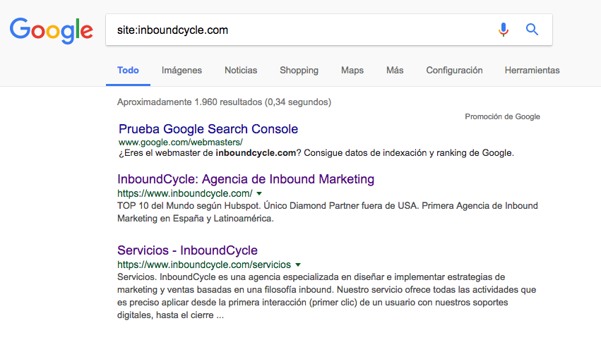 url indexada inboundcycle