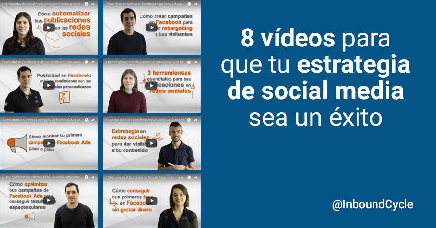 videos estrategia social media