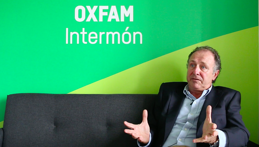 entrevista rafa sanchis director marketing oxfam intermon