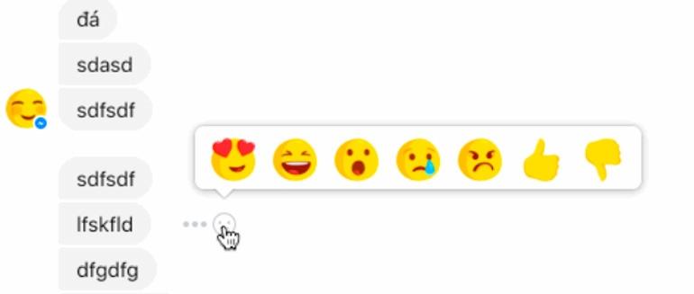 reacciones algoritmo de facebook