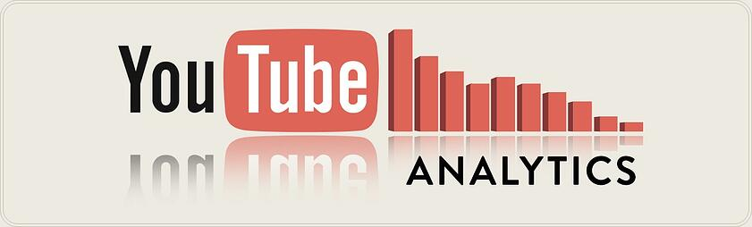 logotipo youtube analytics