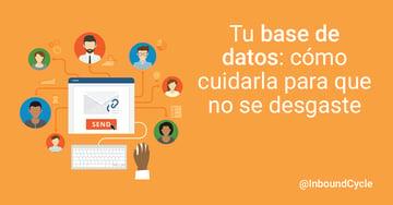 Tu base de datos: cómo cuidarla para que no se desgaste