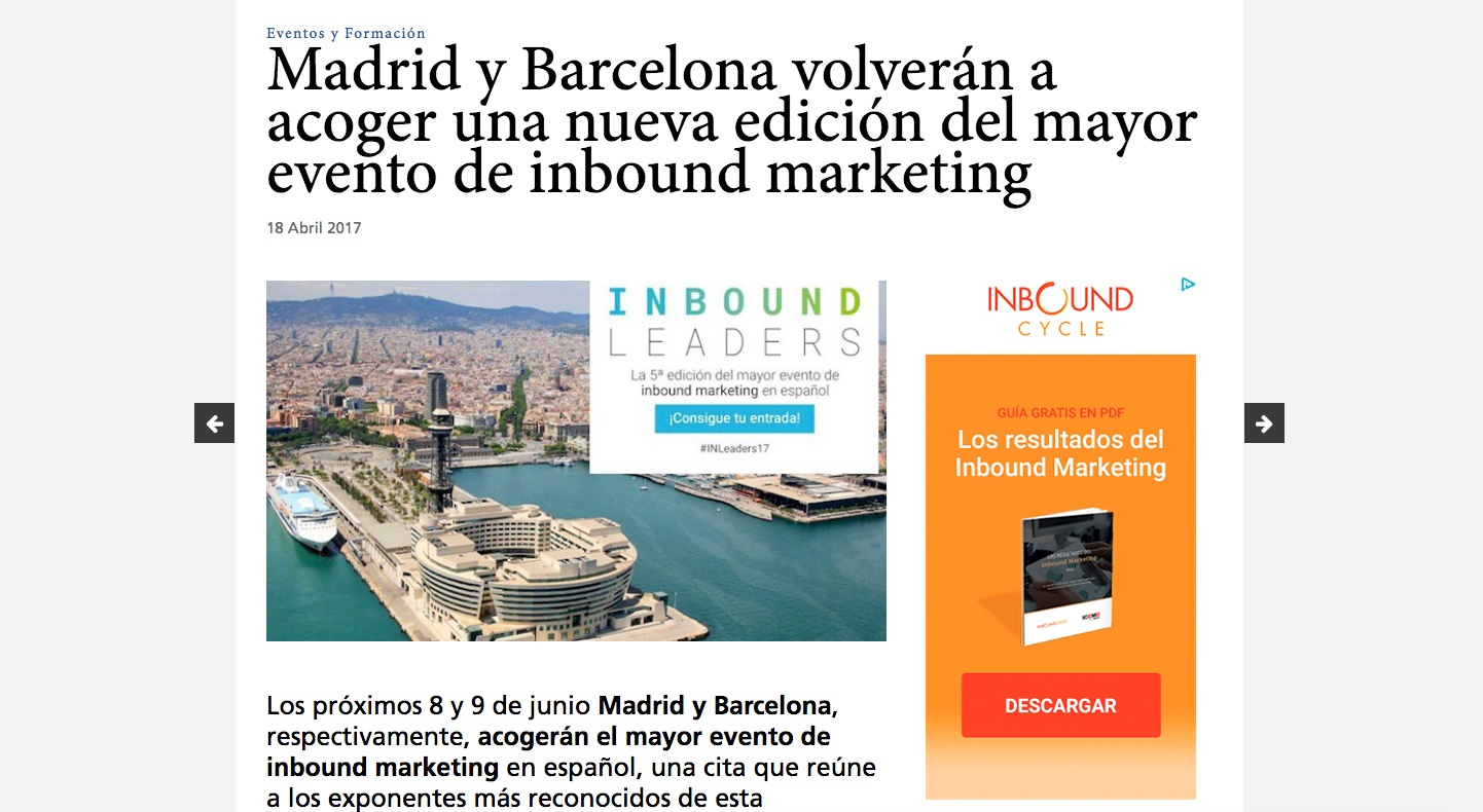 campaña retargeting inboundcycle