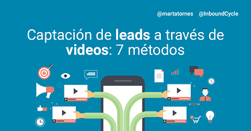 Captación de leads a través de vídeos: 7 métodos