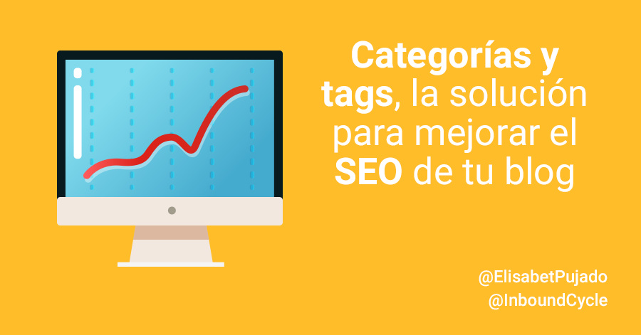 categorias y tags para mejorar seo blog