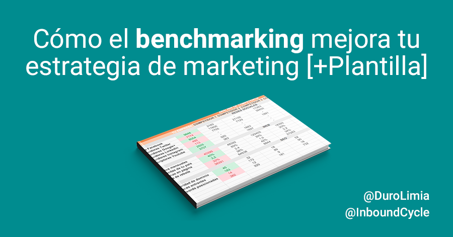 como el benchmarking mejora tu estrategia de marketing