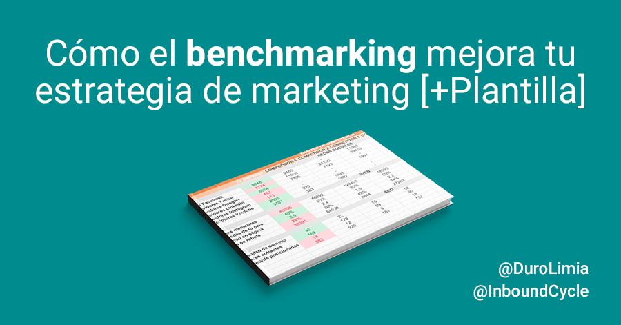 como el benchmarking mejora tu estrategia de marketing