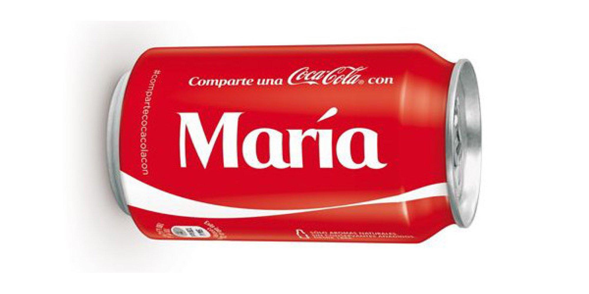 ejemplo branded content cocacola