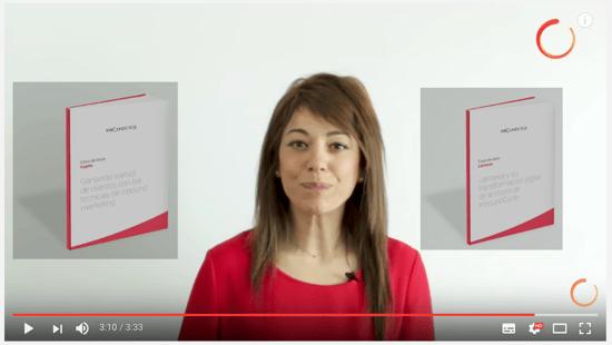 ejemplo video con links integrados