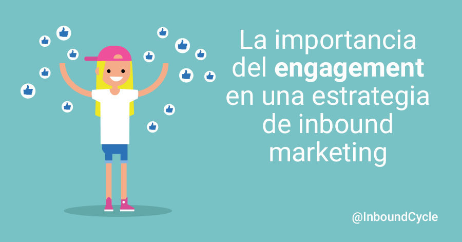 importancia engagement inbound marketing