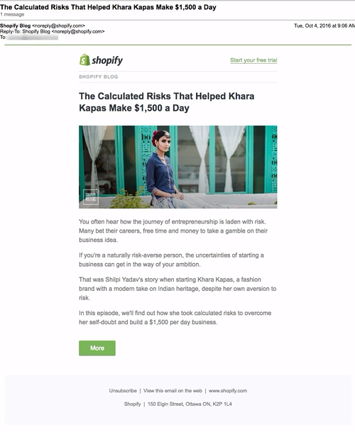inbound marketing shopify