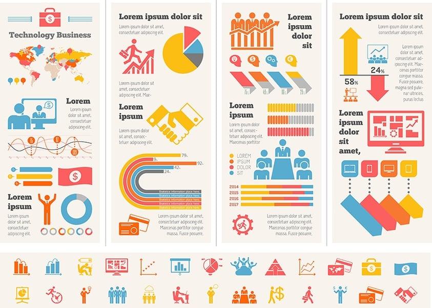 por que utilizar infografias