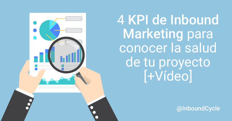 KPI de Inbound Marketing para analizar tu proyecto