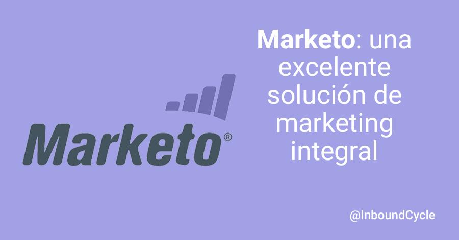 marketo como solucion de marketing integral