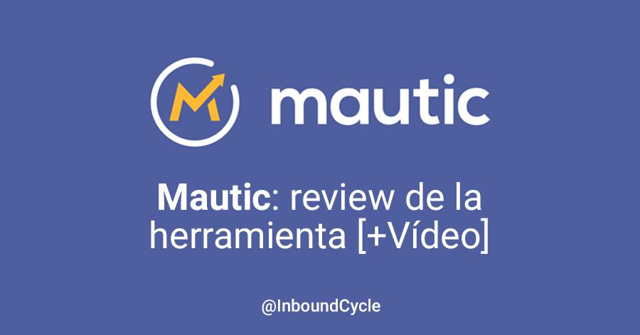 mautic review de la herramienta