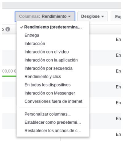 metricas facebook ads 2