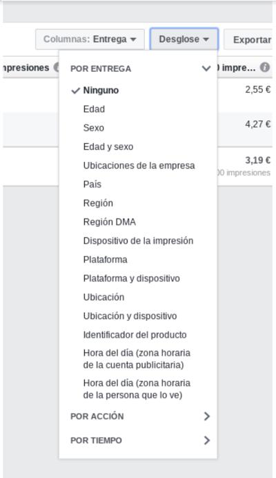 metricas facebook ads 4
