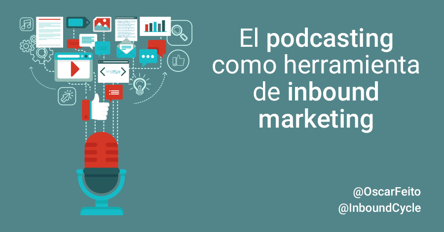 El podcasting como herramienta de inbound marketing