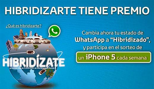 ejemplo whatsapp marketing